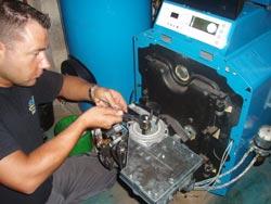 Ölbrenner Kundendienst, Reparatur Ölbrenner Wartung - Ölbrenner ...