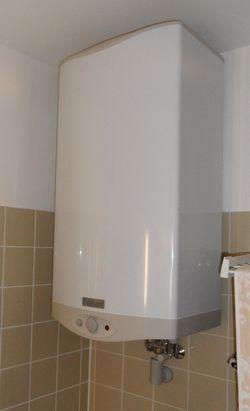 Boiler reinigen
